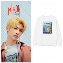 KPOP STRAY KIDS Sweater Felix The same style round neck sweater,sweatershirt,Felix