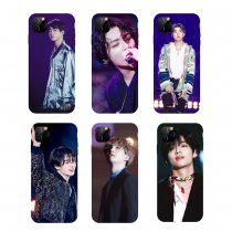 Kpop BTS Mobile Shell Bangtan Boys Case for Apple iphoneXS1111Pro Hard Case