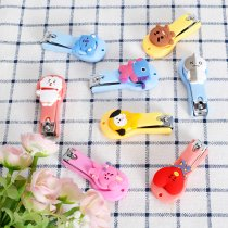 Kpop BTS Bangtan Boys Nail Clippers Cute Creative Stainless Steel Nail Clippers Scissors Nail Tools