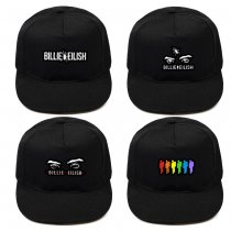 Kpop Singer Billie Eilish Baseball Cap Korean Casual Cap Peak Cap Billie Eilish