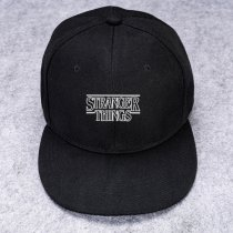 Kpop Stranger Things Peripheral Hat Baseball Cap Casual Cap Peak Cap