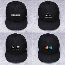 Kpop European and American Singer BILLIE EILISH Peripheral Hat Baseball Cap Casual Cap Peak Cap