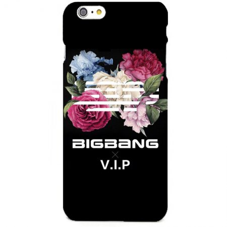 KPOP BIGBANG Phone Case Flower Road Phone Cover G-DRAGON Cellphone Case