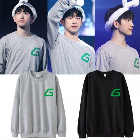 KPOP GOT7 Sweatershirt Japan Concert JACKSON Bambam JB JR Casual Hoodie Sweater