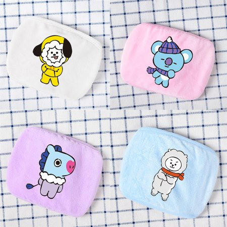 ALLKPOPER KPOP BTS Mouth Mask Bangtan Boys CHIMMY COOKY Face Respirator Muffle BT21 KOYA