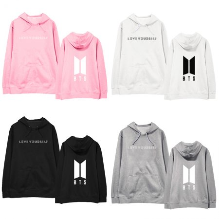 ALLKPOPER BTS Sweatshirt V SUGA JIN JIMIN J-HOPE Cap Hooded Sweather JUNG KOOK RAP MONSTER