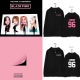 ALLKPOPER Kpop BLACKPINK SQUARE ONE Zipper Hoodie Unisex JISOO Sweatershirt JENNIE Coat