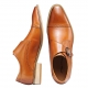 5007N Men Genuine Leather Shoe Slip-on Leather Lining Oxford Dress Shoes