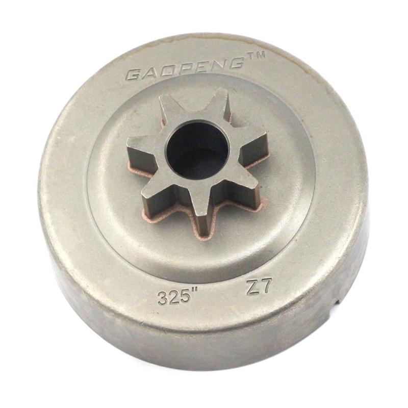 Clutch Drum Chain sprocket  325 - 7 For Stihl 024 026 MS240 MS260 Chainsaw  1121 640 2004