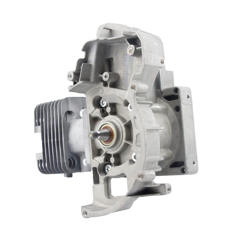 Engine Motor With Crankcase Cylinder Piston Crankshaft For Stihl FS120  FS200 FS250 Brush Cutter Trimmer OEM# 4134 020 2600, 4134 030 0400, 4134  020