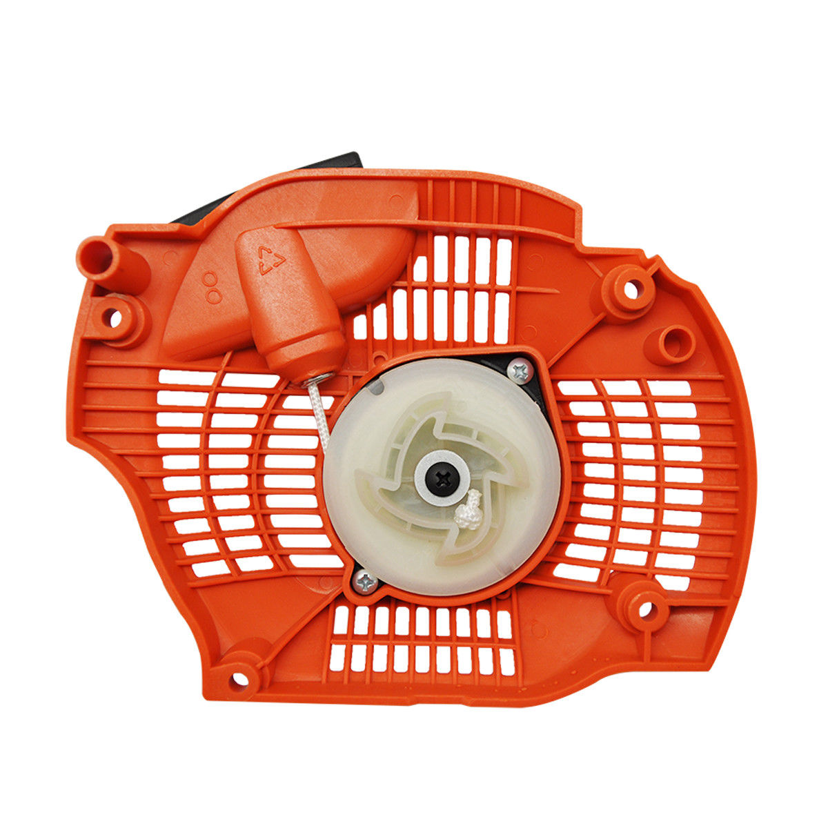 Recoil Pull Starter for Husqvarna 450 445 Chainsaw Replaces ...