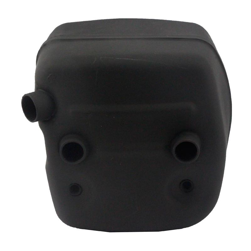Muffler WT Bracket Support Shield Gasket For Husqvarna 362 365 371 372 372XP New