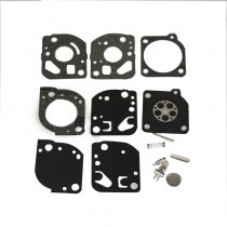 Zama RB-86 Carburetor Carb Repair Diaphragm Kit for LE-H53, LE-H54 & LE-H54A Homelite Simple Start Trimmer