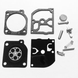 ZAMA RB-137 C1Q-EL33 Carburetor Carb Repair Gasket Kit For Stihl MS250 MS230 MS210 Husqvarna 136 137 141 142 334T 338XPT Chainsaw Suit Dolmar, Poulan, McCulloch, Red Max, Ryobi, Homelite Carbs