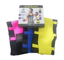 Sweat Band Waist Training Belt 0006