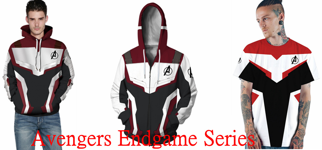 Unisex Avengers Endgame Hoodie Sweatshirt Online At Wholesale Price