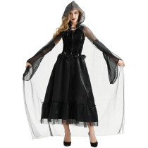 Halloween Bride Cosplay Costume 3311