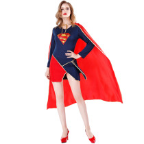 Super Women Hero Costume 2904