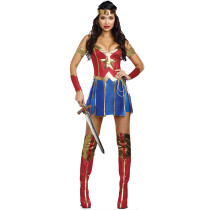 Super Women Hero Costume 305