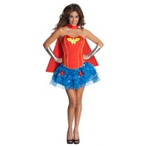 Superman Women Hero Costume 310