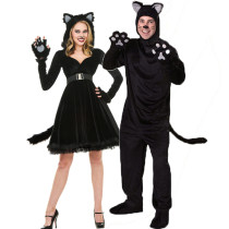 Couple Bear Costume 1712-1713