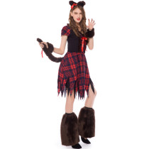 M-L Cute Fox Animal Costume 19025