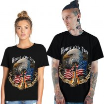 Unisex 4TH of July T Shirts 2019