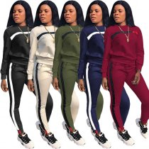2 Piece Tracksuit For Women 6040