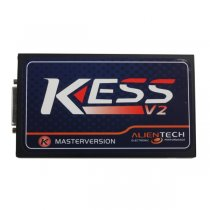 V2 5.017 FW V3.099 KESS V2 OBD Tuning Kit Master Version No Token Limitation