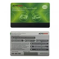 Autoboss V30/V30 Elite Security Card for One Year Online Update Global Version