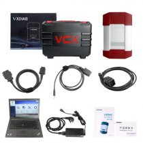 Promotion VXDIAG VCX-DoIP Porsche Piwis III with V37.250.020 Piwis Software on Lenovo T440P Ready to Use
