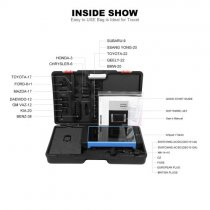 TOPDON ArtiPad I Diagnostic Tool Combination with Car ECU Coding & Programming for BENZ BMW VW AUDI Ford