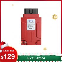 Newest SVCI J2534 Diagnostic Tool for Ford & Mazda IDS V113 Support Online Module Programming