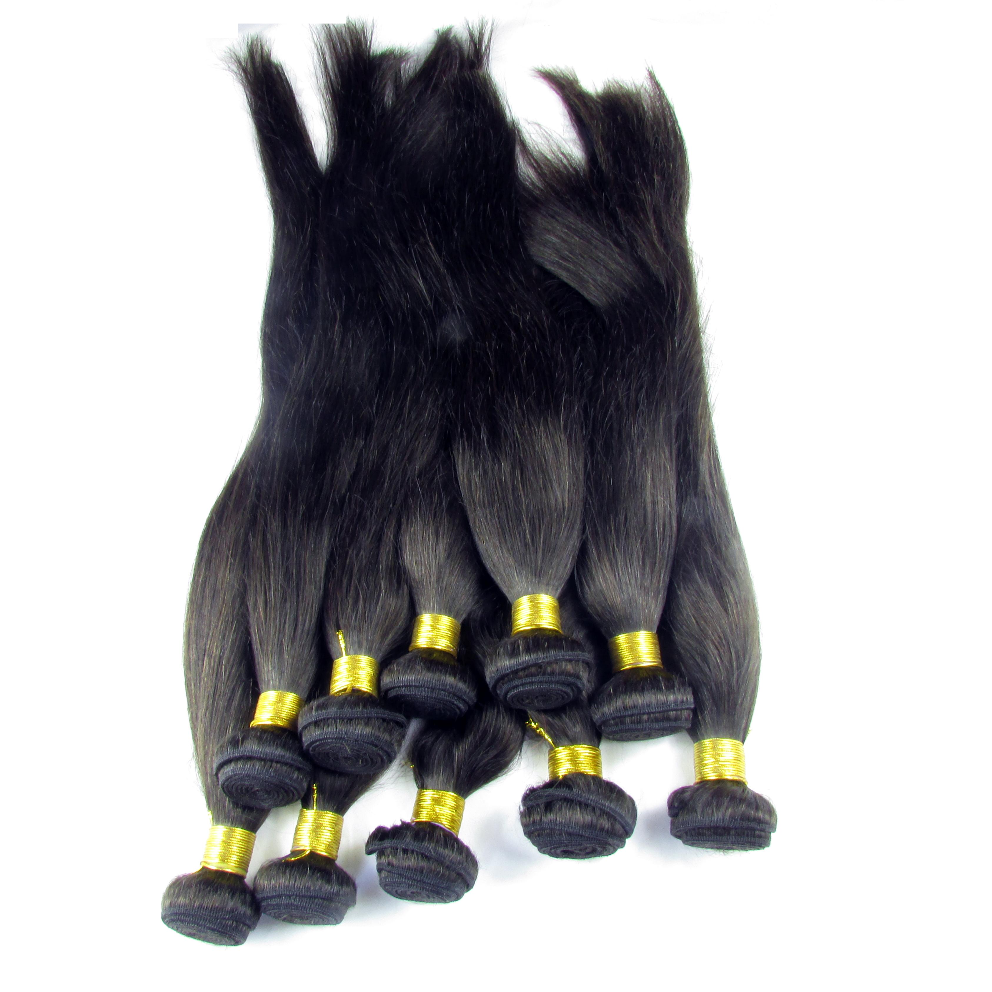 Us 310 12a Best Quanlity Unprocessed Hair Extension 10pcs Lot