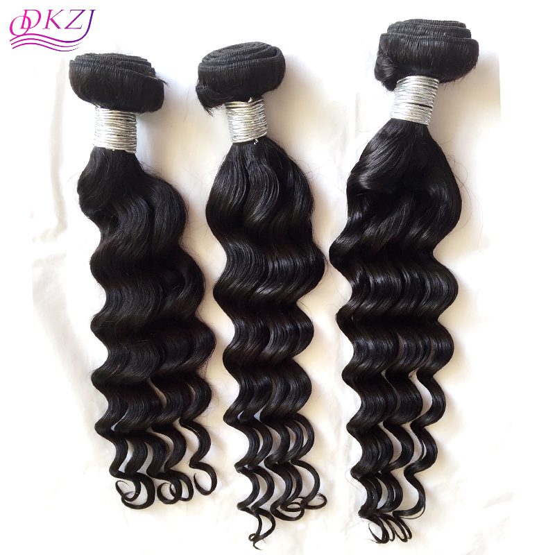 Us 165 12a 3pcs Hair Products Brazilian Virgin Hair Loose Wave