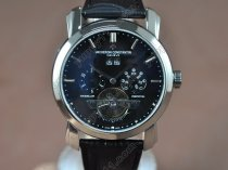 ヴァシュロンコンスタンタンacheron Constantin Watches Malte SS/LE Black Asian Automatic 360