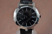 ピアジェPiaget Double sided SS/LE Black/Black Dial Swiss Quartz 600クオーツ
