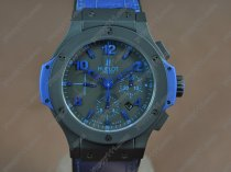 ウブロHublot Big Bang 44mm Full Ceramic Black Dial A-7750自動巻き