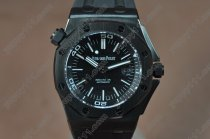 オーデマ·ピゲAudemars Piguet Royal Oak Offshore PVD/RU Black dial Asia Eta 2836-2自動巻き