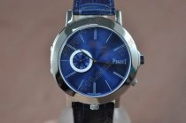ピアジェPiaget Double sided SS/LE Blue/Silver Dial Swiss Quartz 600クオーツ