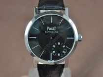 ピアジェPiaget ltiplano SS/LE Black dial Handwind Movement手巻き