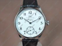 IWC FA Jones SS/LE White Dial A-6497 Handwind手巻き