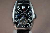 フランクミューラーFranck Muller Casablanca SS/LE Asian Flying Tourbillon Handwind Movtトゥールビヨン