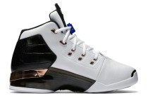 Authentic Air Jordan 17 Retro Copper