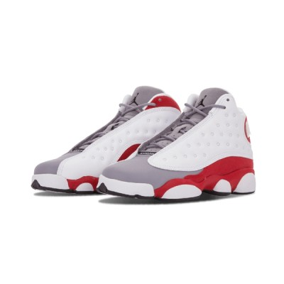 Authentic Air Jordan 13 Retro GS Grey Toe