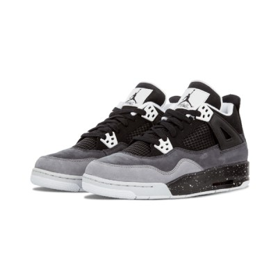 Authentic Air Jordan 4 Retro GS Fear
