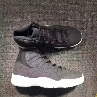 Authentic Air Jordan 11 Retro GS Wool