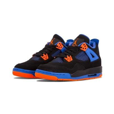 Authentic Air Jordan 4 Retro GS Cavs