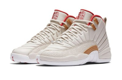 Authentic Air Jordan 12 Retro GS CNY