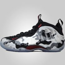 "Authentic Nike Air Foamposite One ""Fighter Jet"""